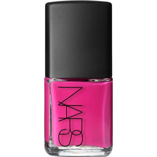 NARS Schiap Shocking Pink Nail Polish