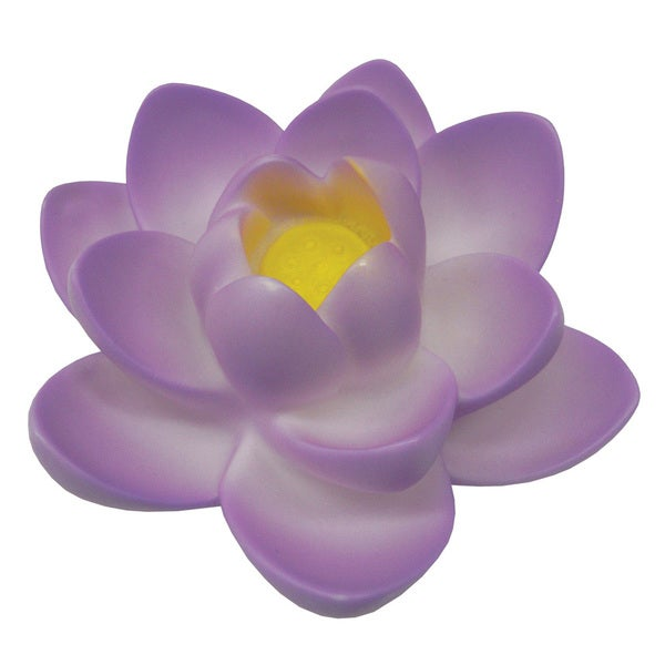 Lumi Lotus Flower Floating Lights