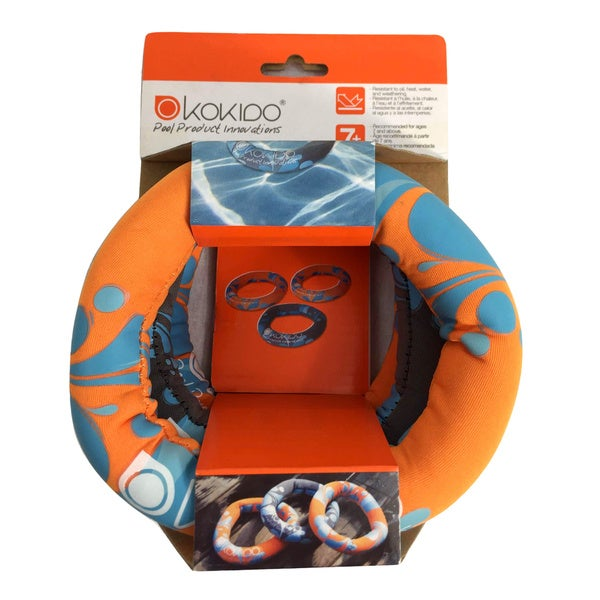 Neoprene Dive Rings for Swimming Pools