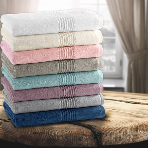Cotton Modal Blend 6-piece Towel Set