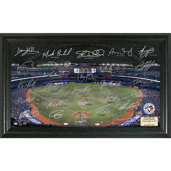 Toronto Blue Jays Signature Field