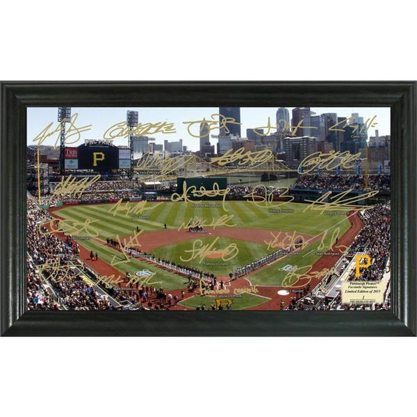 Pittsburgh Pirates Signature Field