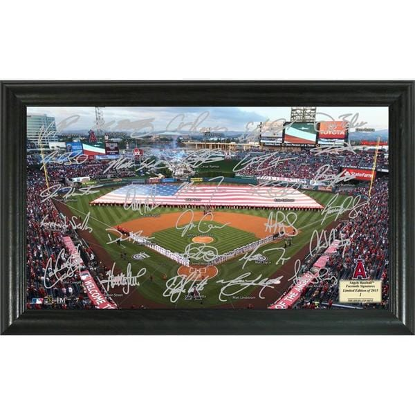 Los Angeles Angels Signature Field