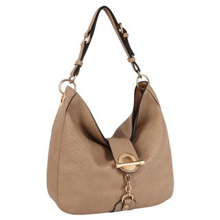 Melie Bianco 'Anna' Vegan Leather Hobo Handbag