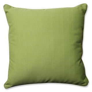 Pillow Perfect Outdoor/ Indoor Forsyth Kiwi 23-inch Floor Pillow