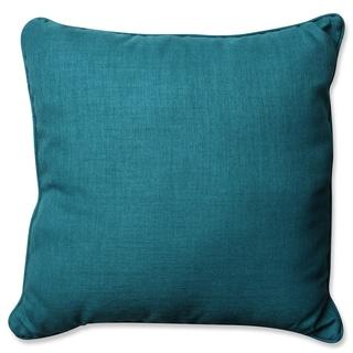Pillow Perfect Outdoor/ Indoor Rave Teal 23-inch Floor Pillow