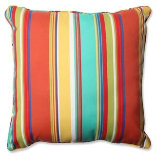 Pillow Perfect Outdoor/ Indoor Westport Spring 25-inch Floor Pillow