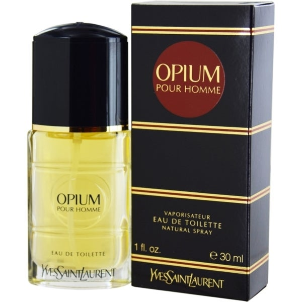 Yves Saint Laurent Opium Men's 1-ounce Eau de Toilette Spray