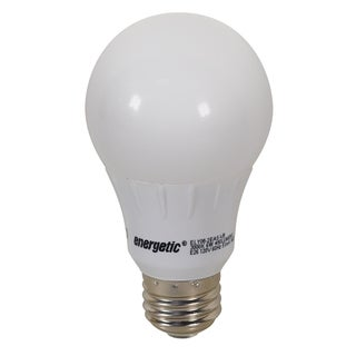 A19 ECO 6-watt Non-dimmable Light Bulb (Pack of 6)