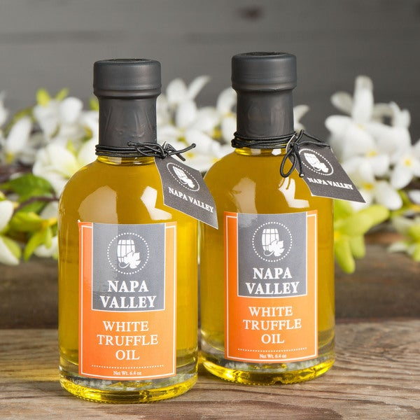 Napa Valley White Truffle-Infused Oil (Set of 2)
