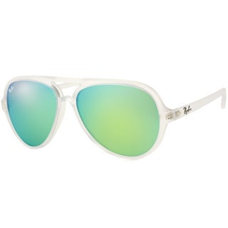 Ray-Ban Unisex RB4125 Cats 5000 646/19 Aviator Sunglasses