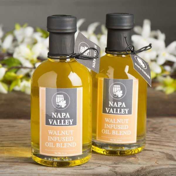 Napa Valley Walnut-Infused Oil (Pack of 2)