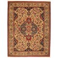 Shah Abbas Hand-Knotted Rug