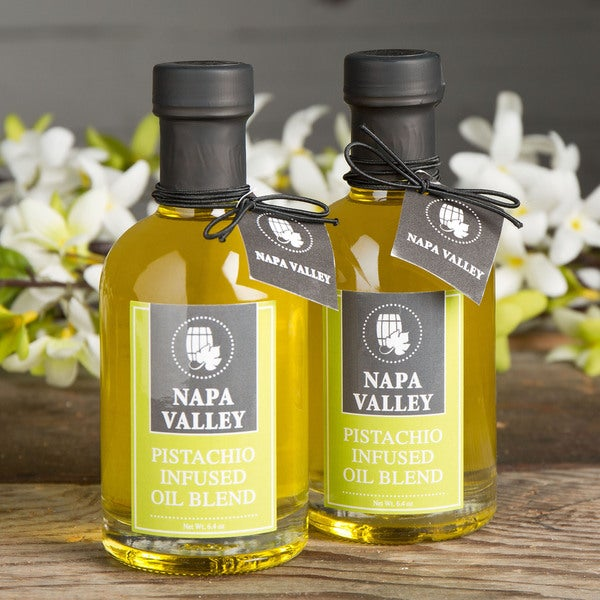 Napa Valley Pistachio-Infused Oil (Pack of 2)