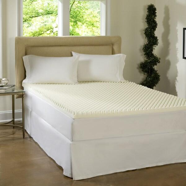 Beautyrest Dorm Highloft 3-inch Memory Foam Mattress Topper