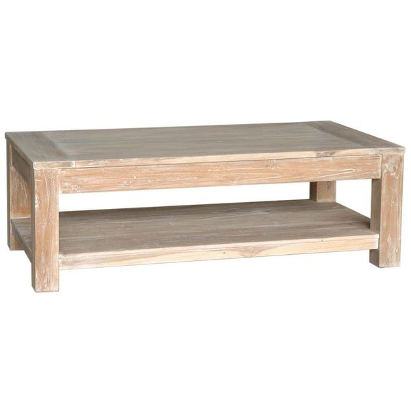 Richland Off White Rectangle Coffee Table Overstock Shopping Great Deals On Coffee Sofa