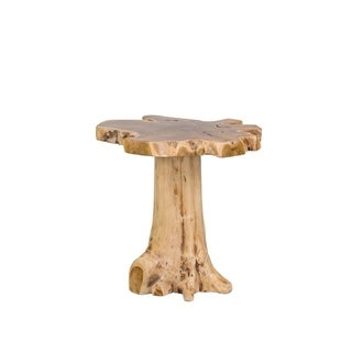 Alamo Tan Specialty Side Table