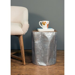 Barwick Silver Specialty Side Table