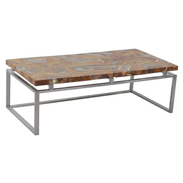 Bogart Multi Colored Rectangle Coffee Table Overstock Shopping Great Deals On Coffee Sofa