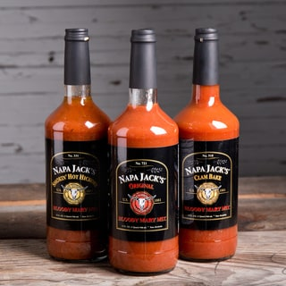 Napa Jack's Bloody Mary Mix Sampler Set
