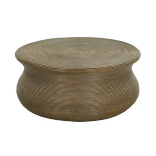 Orrville Brown Round Coffee Table