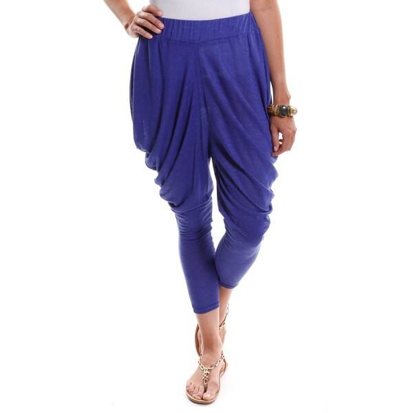 Hadari Women's Harem Pants