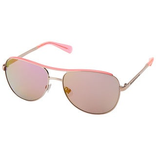Kate Spade Women's Dusty/S Metal Aviator Sunglasses