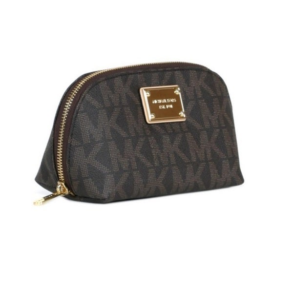 MICHAEL Michael Kors MK Signature Jet Set Large Travel Pouch
