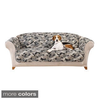 Sure Fit Camouflage Pet Sofa Furniture Protector