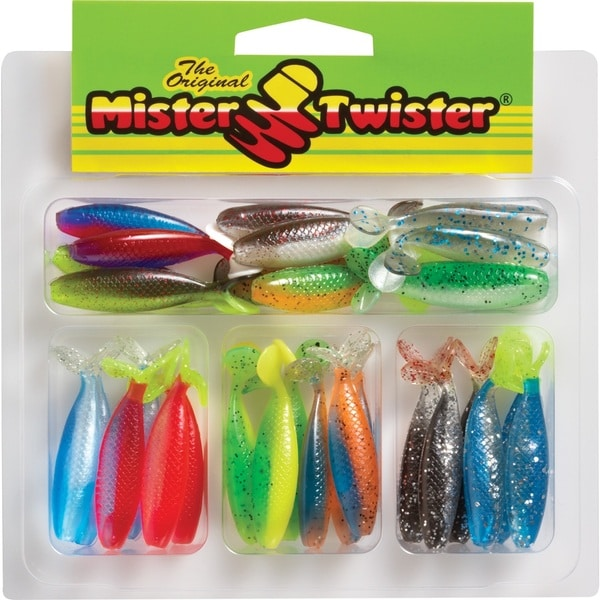 Mister Twister VIE Shiner Kit 30 Assorted Vie Shiners