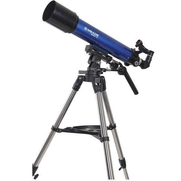 Meade Infinity 90mm Altazimuth Refractor Telescope