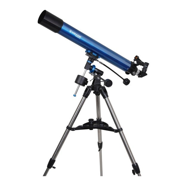 Meade Polaris 80mm German Equatorial Refractor Telescope