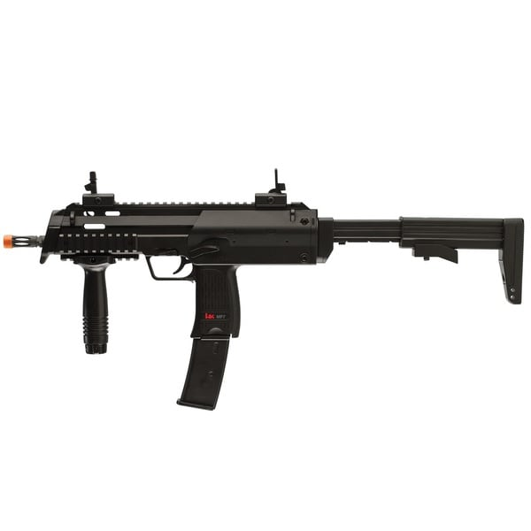Heckler and Koch MP7 AEG Airsoft Gun Black