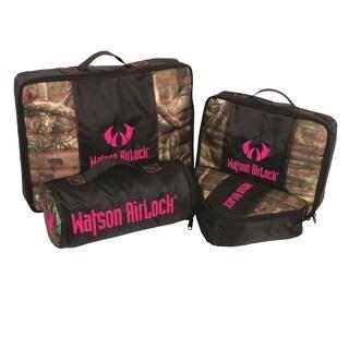 Watson Airlock Geo-Pak 4-piece Set Pink/ Mossy Oak