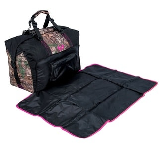 Watson Airlock Camo Carrier Pink/ Realtree Xtra
