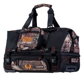 Watson Airlock Bottomless 26 Orange/ Mossy Oak Bag