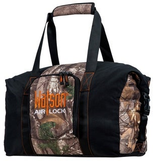 Watson Airlock Mini Camo Carrier Orange/ Realtree Xtra