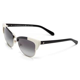 Kate Spade Women's Genette/S Metal Cat Eye Sunglasses