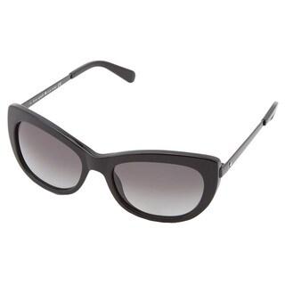 Kate Spade Women's Jayna/S Grey Plastic Cat Eye Sunglasses
