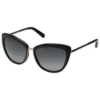 Kate Spade Women's Kandi/S Grey Metal Cat Eye Sunglasses