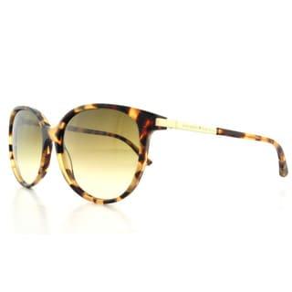 Kate Spade Women's Shawna/S Tortoise Plastic Round Sunglasses