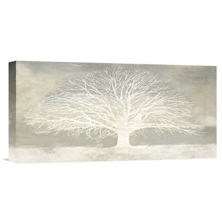 Big Canvas Co. Alessio Aprile 'White Tree' Stretched Canvas Artwork