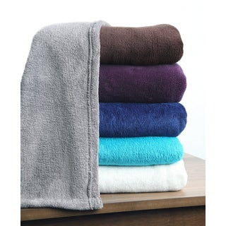 UHF Microplush Throw Blankets