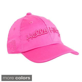 Hello Kitty Sports Premier Collection Sport Hat