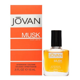 Jovan Musk 0.5-ounce Aftershave Cologne
