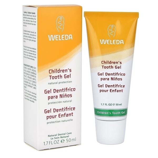 Weleda Children's 1.7-ounce Tooth Gel