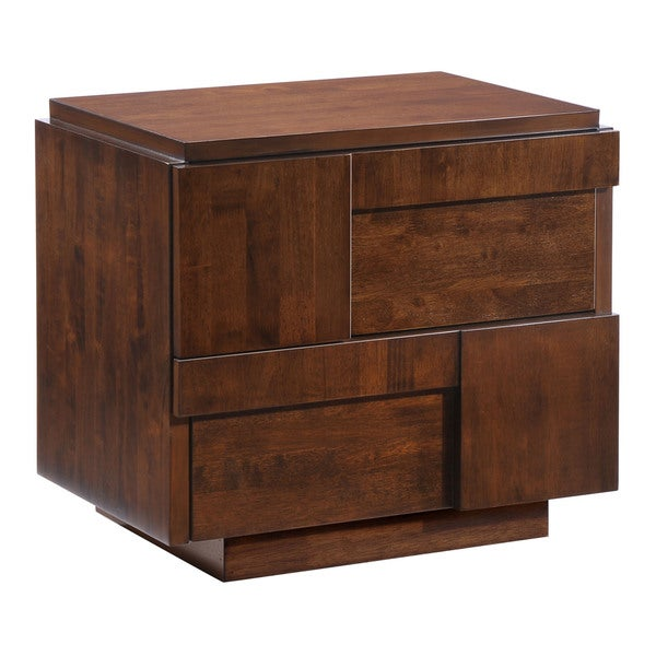 San Diego Night Stand Walnut
