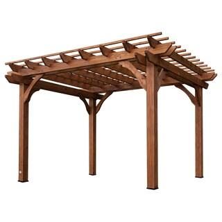 Cedar Wood Pergola (10' x 12')