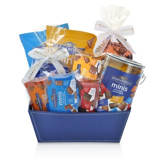 Ghirardelli Minis Deluxe Gift Basket