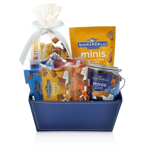 Ghirardelli Big Basket of minis